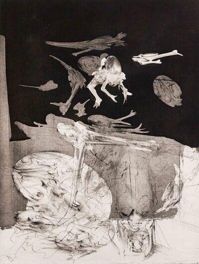 Miodrag Djuric, dit DADO, 'Sans titre', 1980