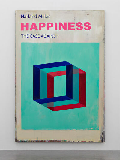 Harland Miller, 'Happiness The Case Against', 2016