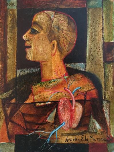 Anjolie Ela Menon, 'Endgame', 2012