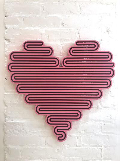 Jenna Krypell, 'Unraveling Heart', 2020