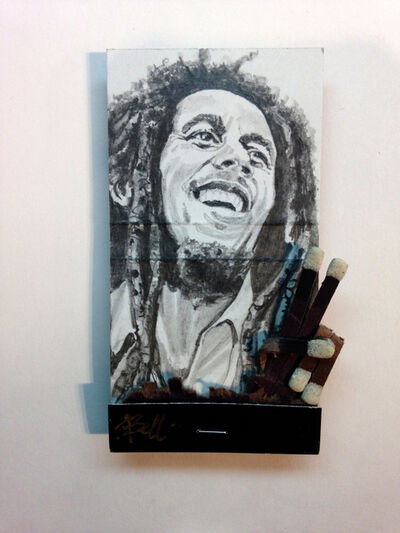 matchbox artists, 'Bob Marley', 2015