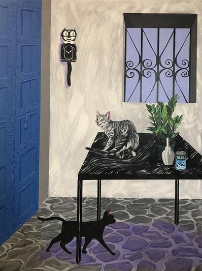 Sierra Montoya Barela, 'Indoor/Outdoot', 2019