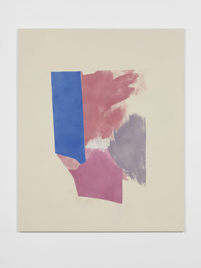 Peter Joseph, 'Blue, Pinks and Grey Mauve', 2015