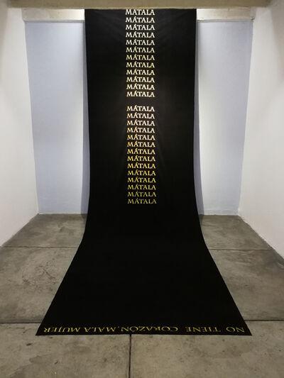 Fátima Rodrigo, 'Mátala', 2019
