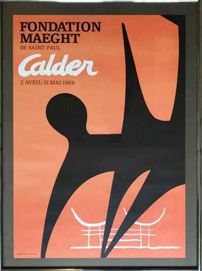 Alexander Calder, 'Fondation Maeght', 1969