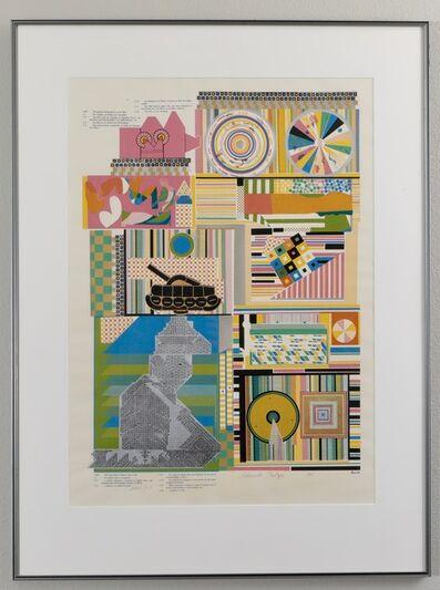 Eduardo Paolozzi, 'Wittgenstein Suite', 1963