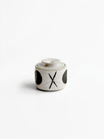 Matthew Ward, 'White Felix Jar, small', 2019