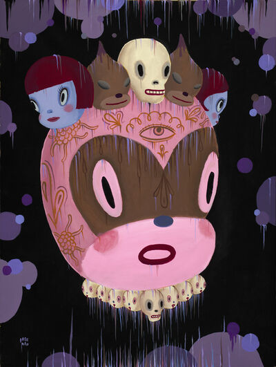 Gary Baseman, 'The Crowning of the Enlightened One', 2009