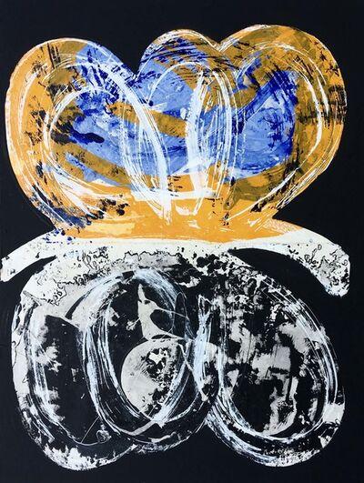 Jorge Enrique, 'Mariposa Azul', 2020