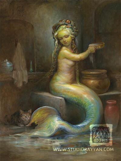 Omar Rayyan, 'Mermaid's Bath', 2017