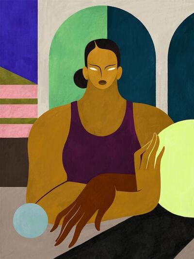 Hilda Palafox, 'Memoria Compartida (I)', 2020