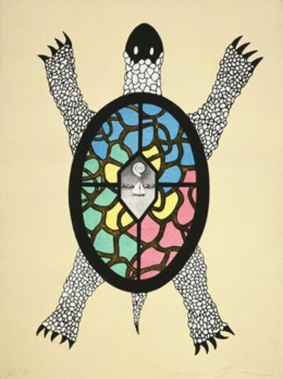 Jonathan Borofsky, 'Turtle', 1991