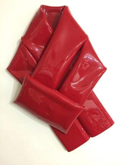 Mimi Herbert, 'Red Ribbon', ca. 2010