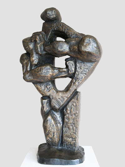 Ernst Neizvestny, 'Man Expanding Himself', 1962