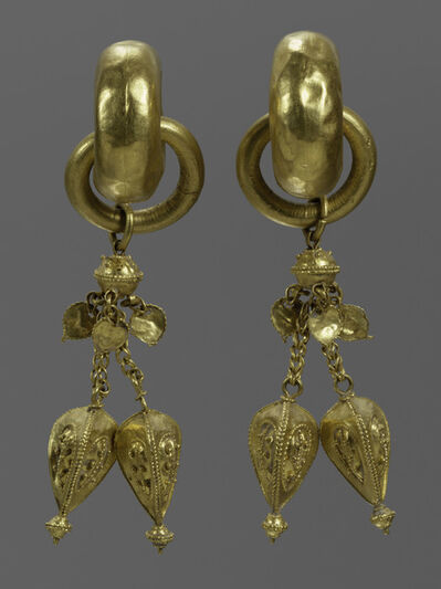 'Pair of Earring', End of 5th century