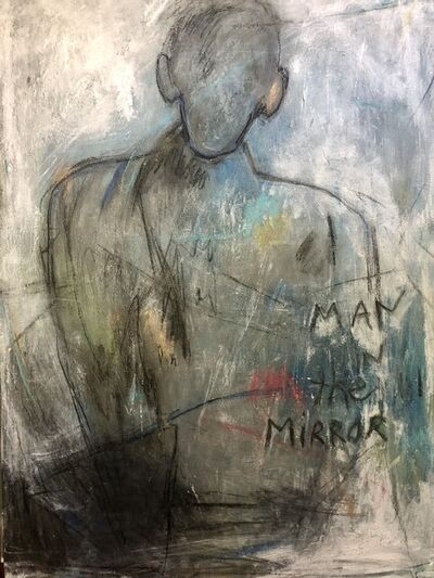 Beth Bush, 'Man in the Mirror', 2018