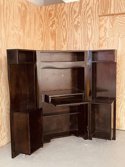 """Jacques Jarrige, 'Traveling desk  and cabinet """"Carnac""""', 2004"""