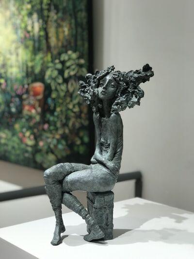 Valérie Hadida, 'Le départ', 2020