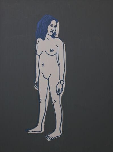 Hubert Schmalix, 'Woman', 2016