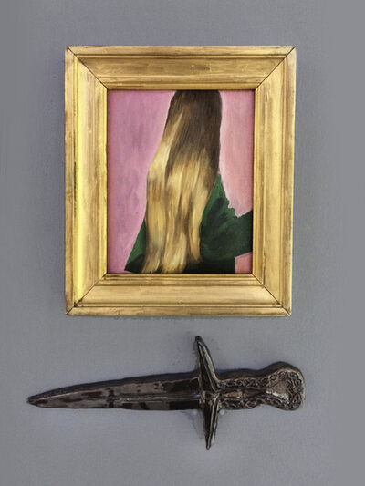 Ornella Pocetti, 'Nuestras Armas III', 2018