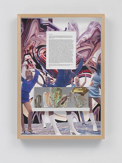 Richard Patterson, 'Letter to London', 2006