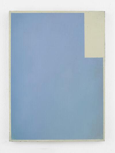 Christopher Hanlon, 'Interrupted Blue', 2018
