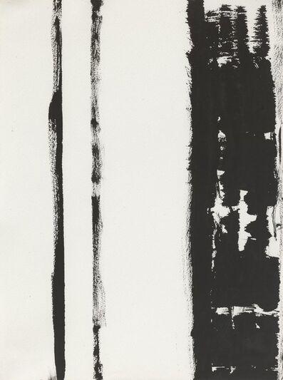 Barnett Newman, 'Untitled', 1960