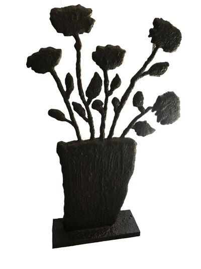 Donald Baechler, 'Flowers', 2003-2004