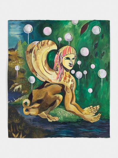 Chitra Ganesh, 'Sphinx', 2019