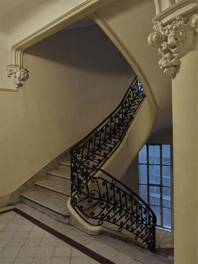 Michael Eastman, 'Stairway Barolo, Buenos Aires ', 2017