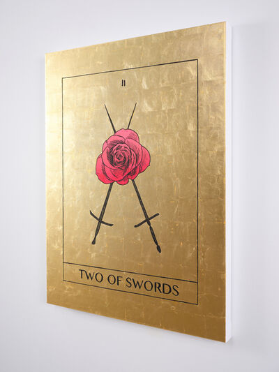 Mieke Marple, 'Two of Swords (Choices)', 2020