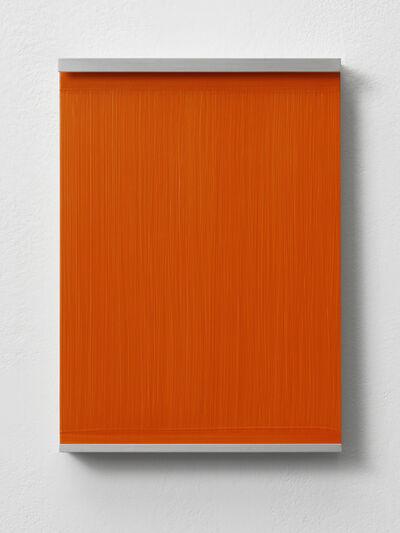 Imi Knoebel, 'Tafel DCLVIII', 2017