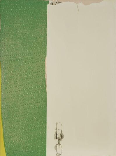 Jim Dine, 'Calico, Pl.3 (From 11 Pop Artist'S, Volume Iii)', 1965