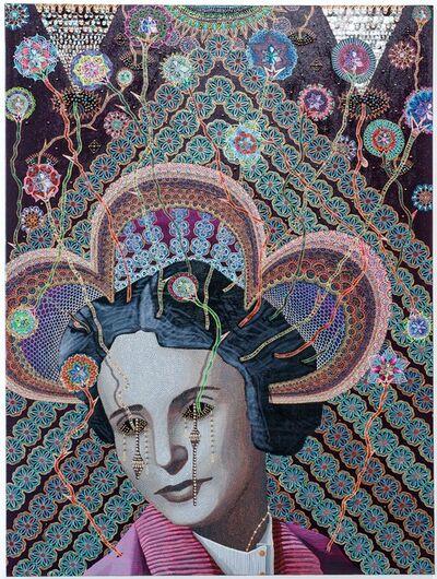 Asad Faulwell, 'Les Femmes d Alger #75'
