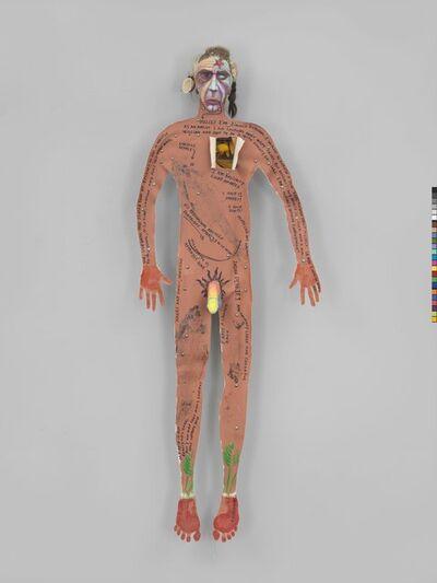 Jimmie Durham, 'Self Portrait', 1986
