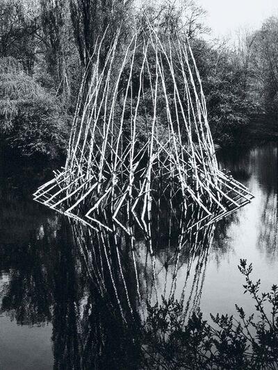 Nils Udo, 'Maison d'eau ', 1980