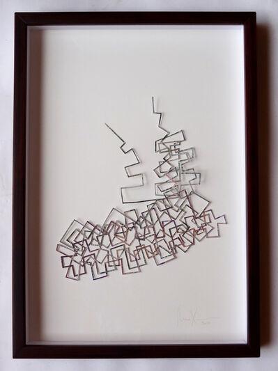 Máximo González, 'Small money laberynth', 2014