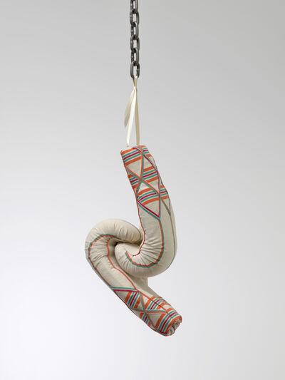 Zoë Buckman, 'she would use that cloth to make a sling, it sting', 2020