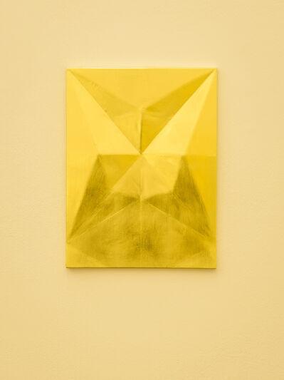 Gonzalo Lebrija, 'Unfolded gold: Black eye', 2015