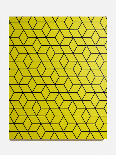 Patrick Hamilton, 'Abrasive Painting # 68', 2019