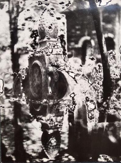 Jaroslav Rössler, 'Cemetery', 1964