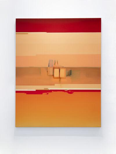 Federico García Trujillo, 'Rothko glitch over Morandi's still life', 2018