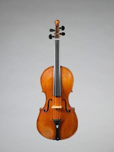 Joachim Tielke, 'Violin', ca. 1685