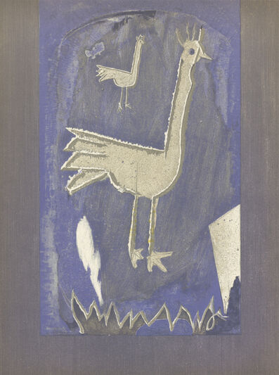 Georges Braque, 'Frontispice', 1953