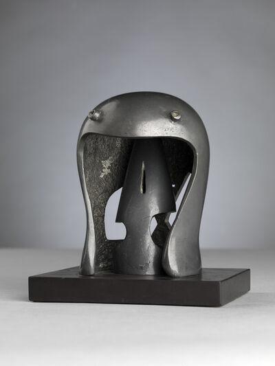 Henry Moore, 'Helmet', 1950