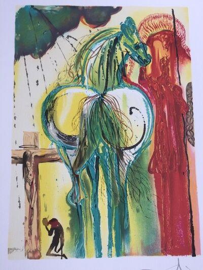 Salvador Dalí, 'Le centurion', 1983