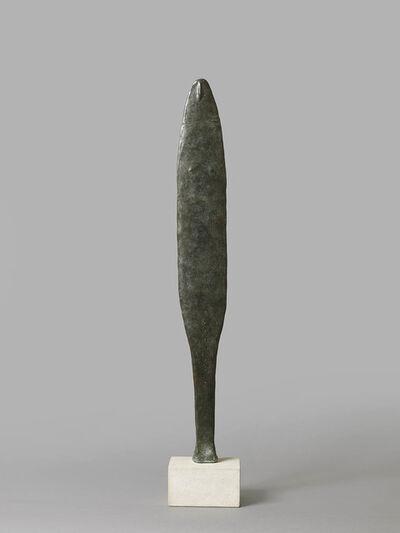 William Turnbull, 'Paddle Venus Five', 1985