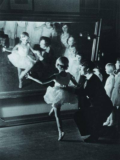 Alfred Eisenstaedt, 'First Lesson at Truempy Ballet School', 1930