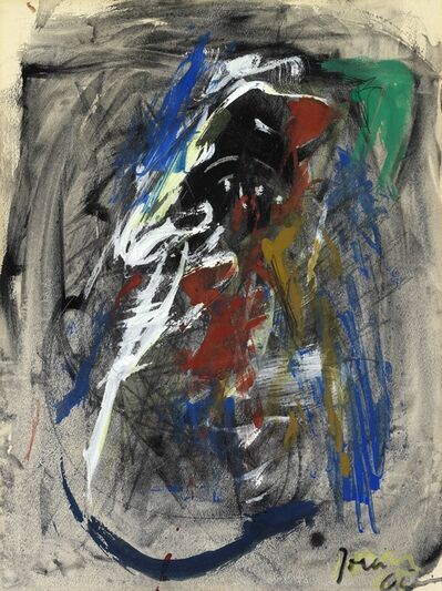Asger Jorn, 'Au fond des choses (At the bottom of things)'