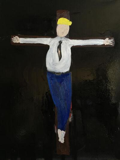 Luc Waring, 'Crucifixion', 2016